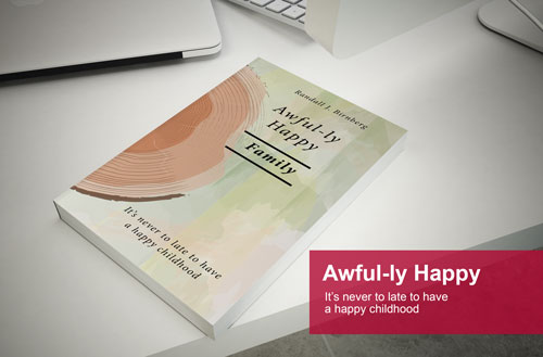 Randall Birnberg Awful-ly Happy Book