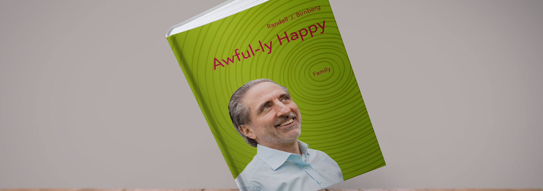 awful-ly happy book cover