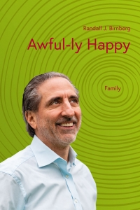 cover awful-ly happy r.j. birnberg